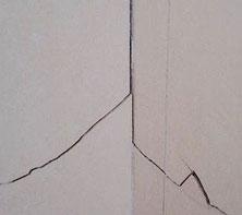 地卫士-传统材料接缝多 易翘板 开裂 破损