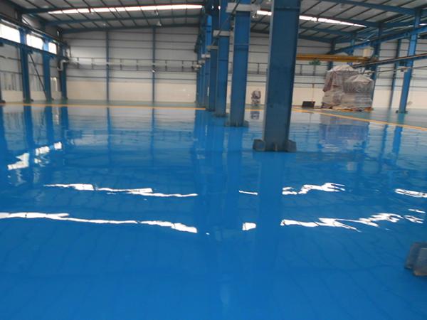 厂房地坪翻新的解决办法找地卫士地坪公司