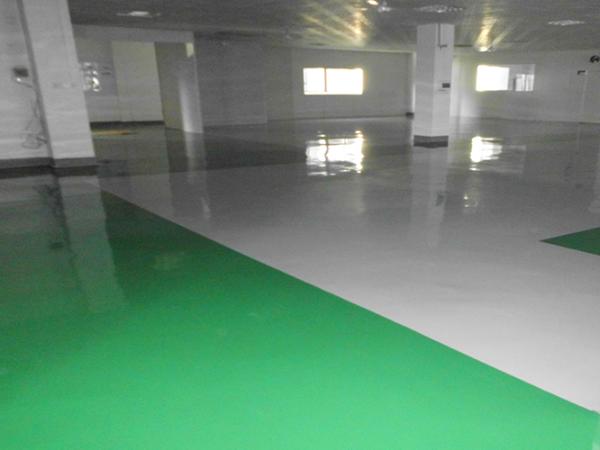 佛山环氧地坪厂家告诉大家地坪漆材料价格是多少?