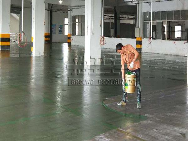 耐磨经济型环氧地坪,耐磨型地坪漆,地坪漆施工,地坪漆工程,佛山地坪漆,地卫士地坪漆