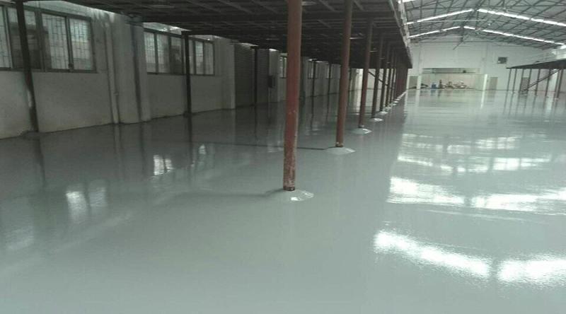 珠海厂房地坪漆施工,地坪漆施工,厂房地坪漆
