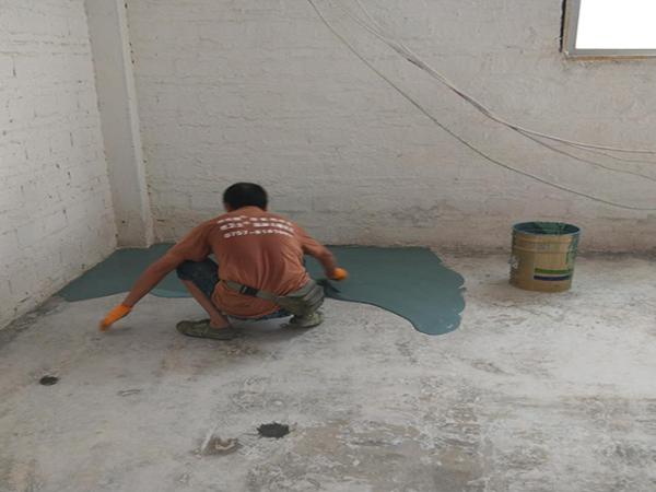 水性环氧地坪漆的应用!
