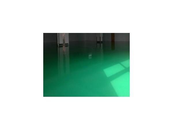 货架厂黎总说以后只找这家做厂房耐磨地坪漆