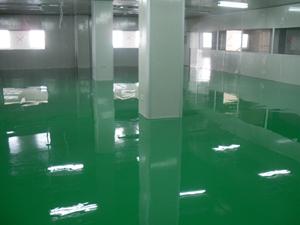 食品厂选择聚氨酯砂浆地坪