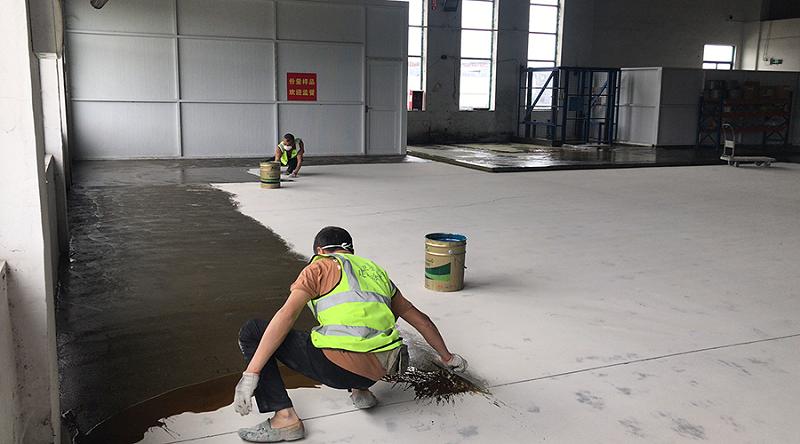 地坪漆施工,环氧地坪,地坪漆工程