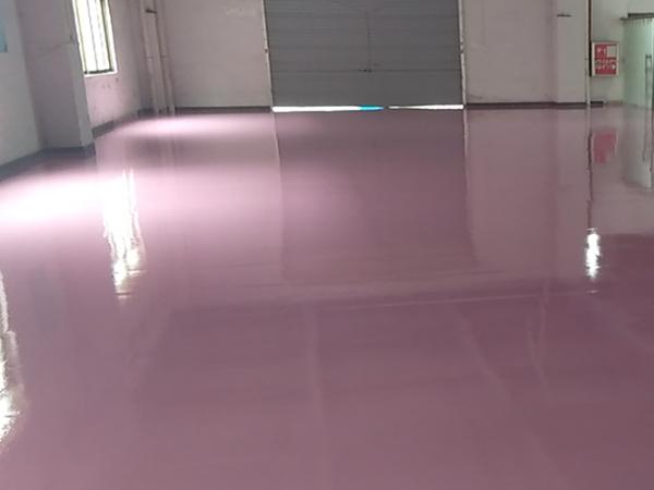 广东环氧地坪厂家—每日汇报地坪漆工程进度!