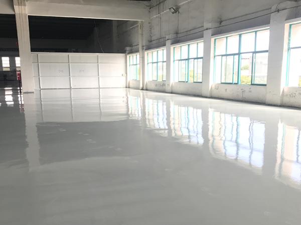 这家经验丰富的地坪漆厂家你get到了吗?