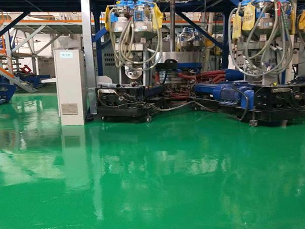 浅析工厂地面漆的作用及用途!