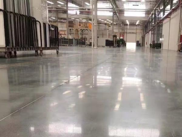佛山混凝土固化剂地坪厂家提供高品质地坪!