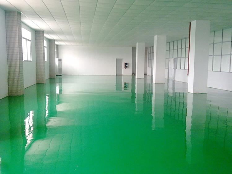 水性环氧地坪漆涂料将成为市场主力