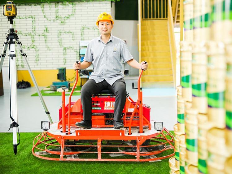 地坪施工过程中如何调整地面平整度