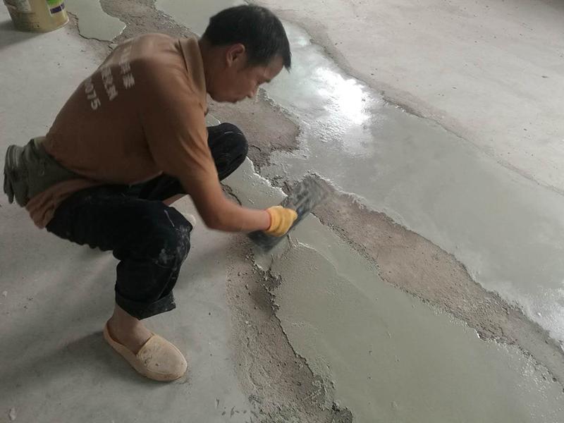 地面修补,坑洞修补,地坪漆施工工程,地卫士地坪,佛山地坪漆工程