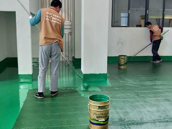 为什么同样面积大小的厂房水泥地坪漆价格会千差万别?
