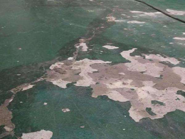 为什么有些环氧地坪漆会脱落呢?