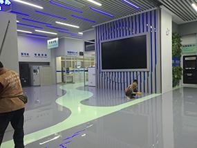 商场办公室地面