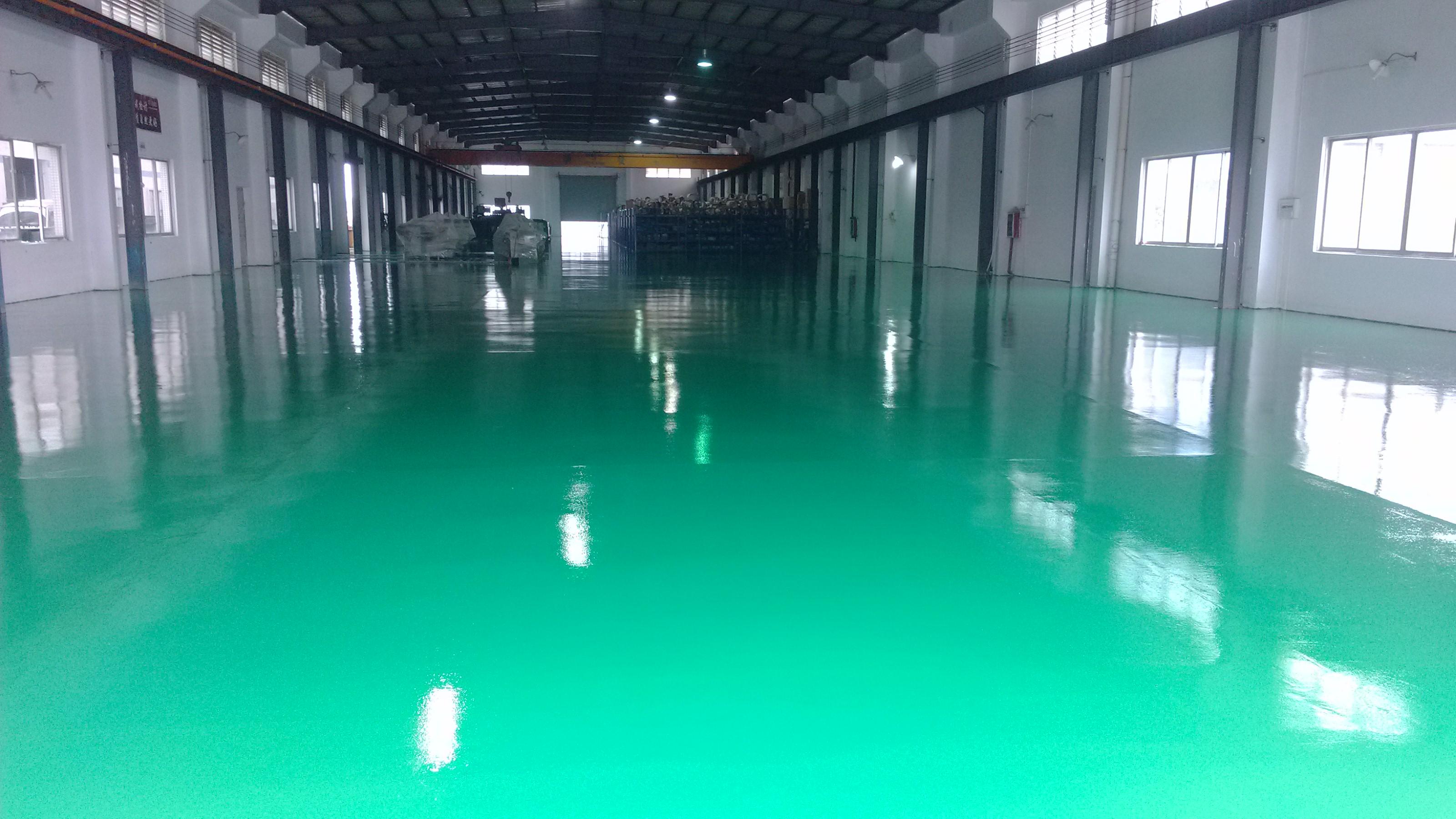 工厂地坪解决方案