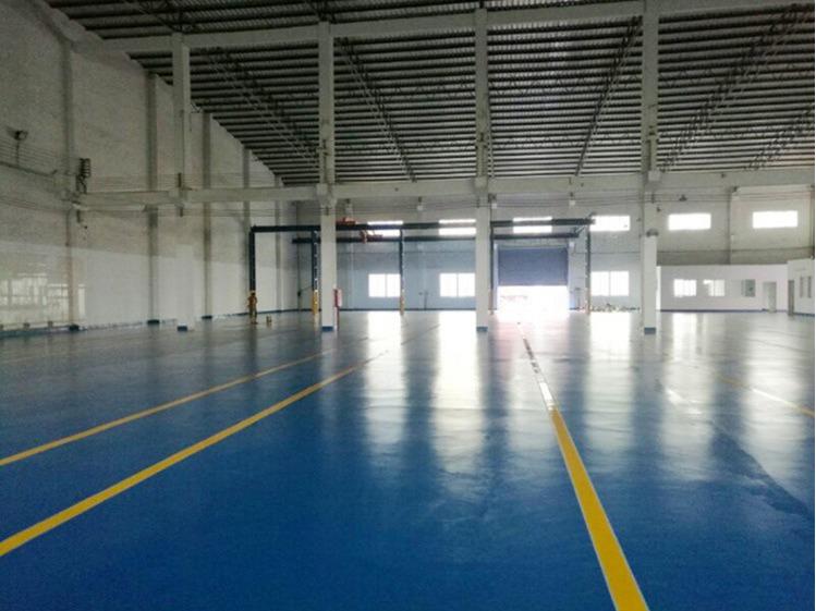厂房车间地坪漆应用使用哪一种