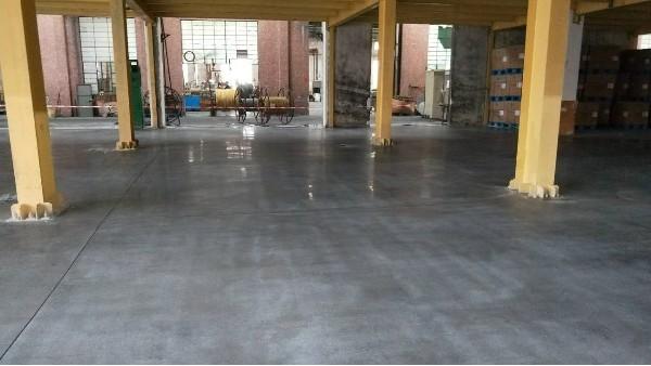 广州畅业有限公司选用地卫士混凝土强化地坪