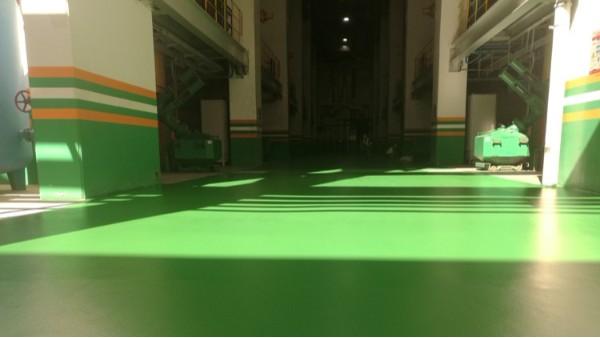 电器厂的张总告诉大家为什么佛山地坪漆选地卫士地坪?