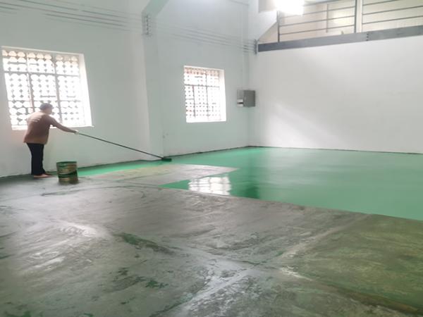 从现在开始拒绝低质量地板漆工程!