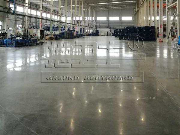你知道混凝土硬化剂地坪有什么优势吗?
