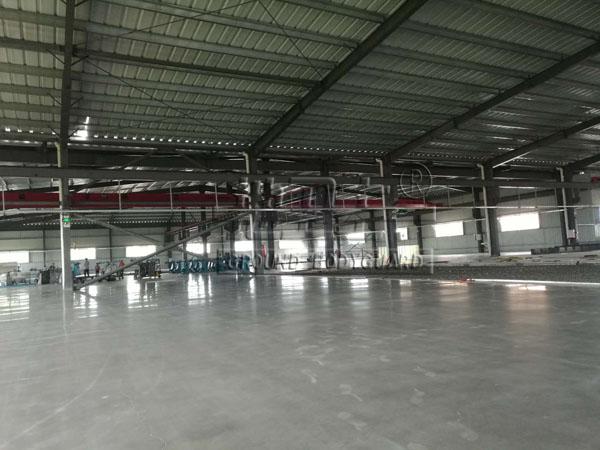 混凝土固化剂地坪适用于哪些地面?
