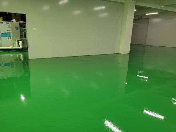 工厂地坪漆工程就找口碑好的厂家!