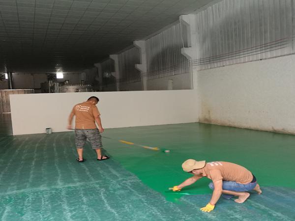 广东水性环氧地坪漆材料哪家好?