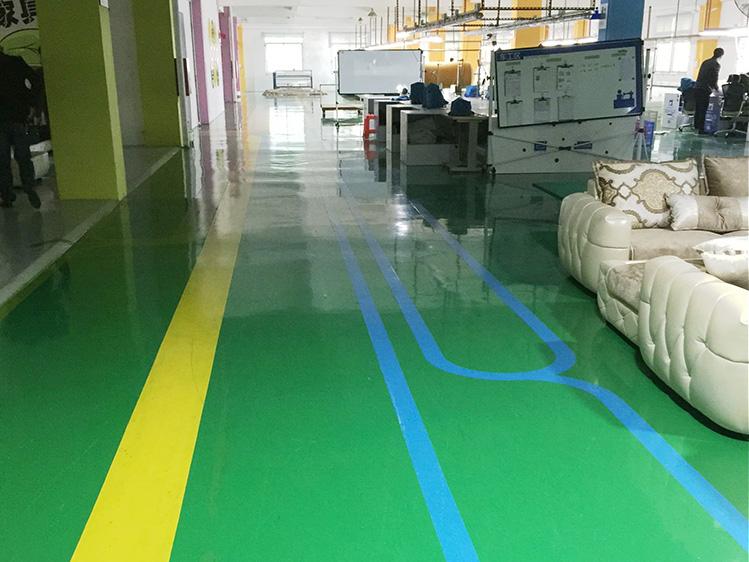 环氧防静电地坪漆施工质量保证的几个要点