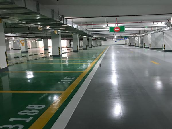 做地坪不能一味的只了解车库地坪漆价格