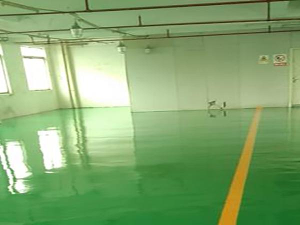 厂房做地板漆工程要选对厂家才能节省成本!