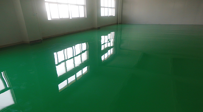 地板漆,地板漆工程