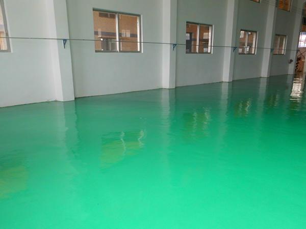环氧地坪漆工程出现质量问题怎么办?