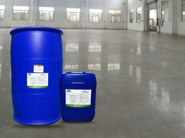 工厂厂房选用混凝土硬化地坪有什么好处?