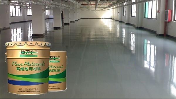 厂房地面多久没做保养了,抽空做个地坪漆美容吧