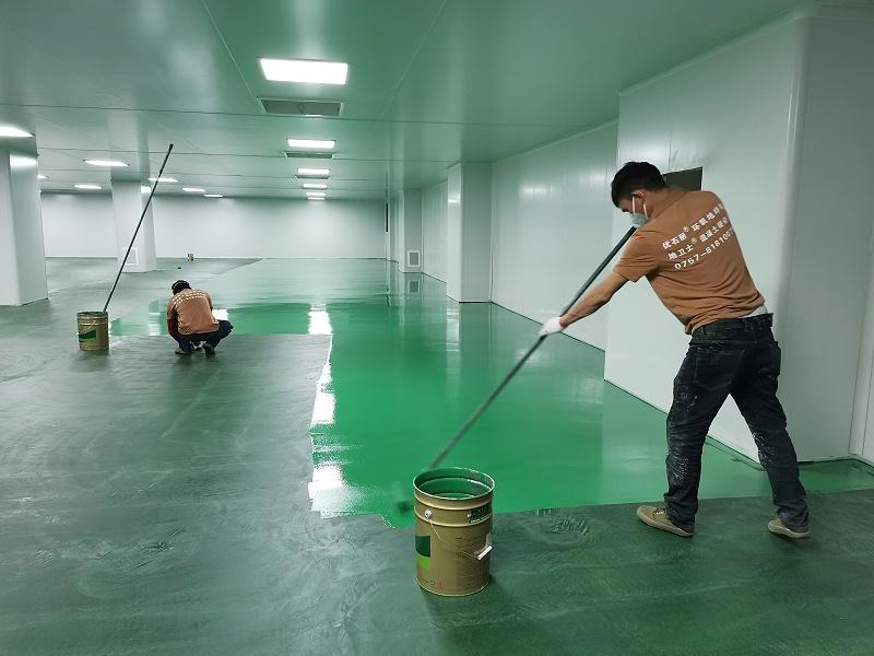 工业地坪漆