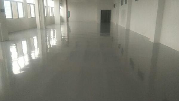 广东顺昌印刷有限公司选用地卫士环氧地坪漆工程