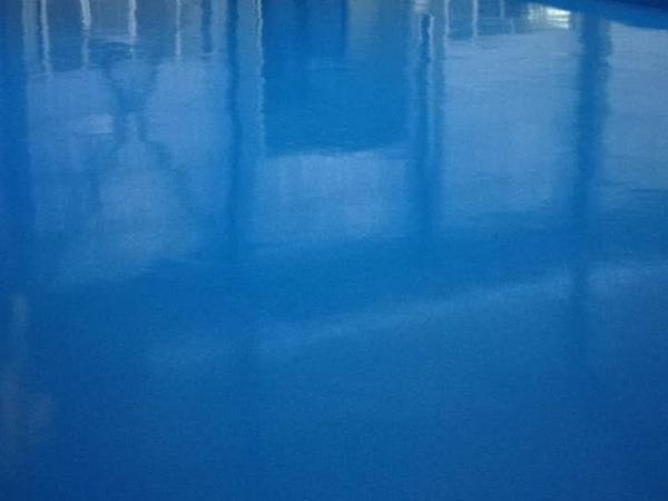 找厂房地板漆工程厂家请认准老牌子!