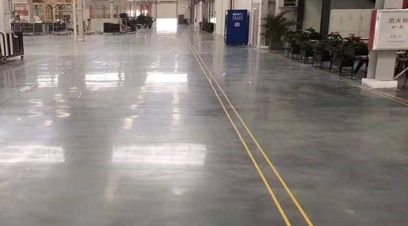 固化地坪地坪,混凝土固化剂地坪