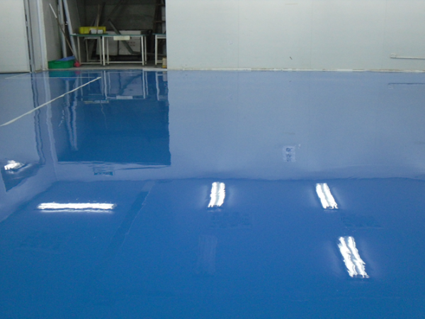 环氧自流平与环氧地坪漆是一样的吗?