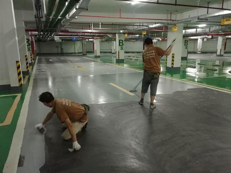 地坪漆工程厂家
