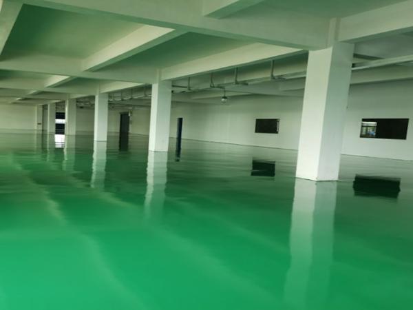 亲身体验过才明白专业地坪漆厂家与其他厂家之间的差别