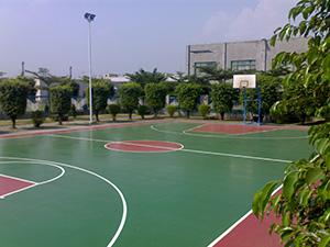 PU 球场