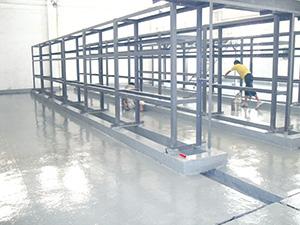 耐强酸碱乙烯基酯地坪