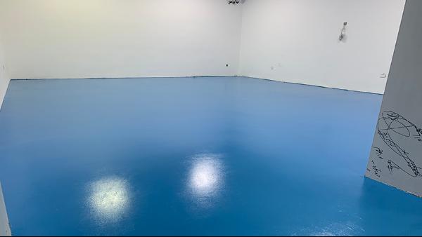佛山原子医疗设备有限公司选用地卫士高耐磨环氧地坪漆工程
