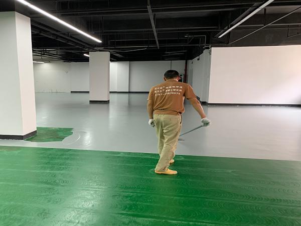 佛山地卫士工厂地坪漆厂家如何提高客户体验?