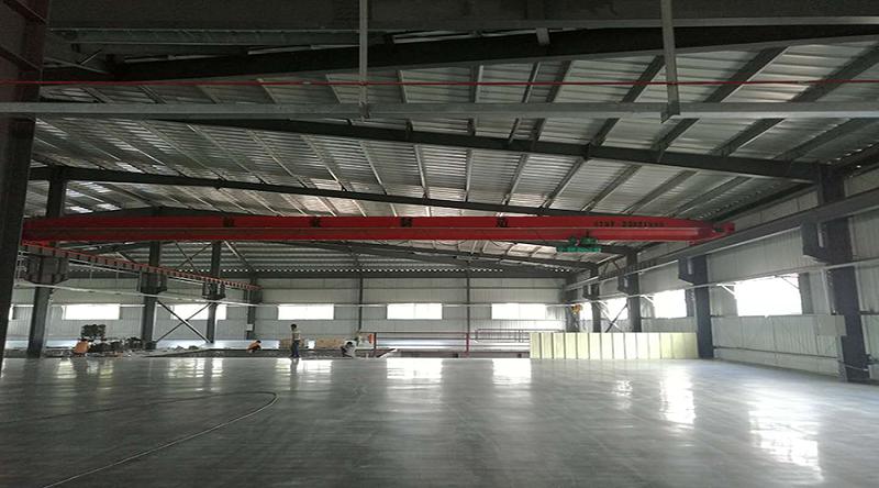 厂房硬化剂地坪
