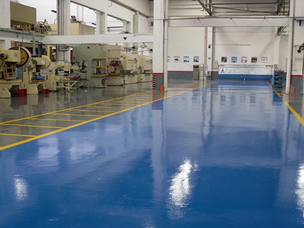 佛山地面漆厂家承包的地坪工程质量更靠谱!