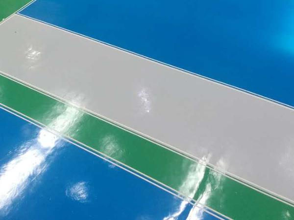 地坪漆施工可以自己买材料自己施工吗?