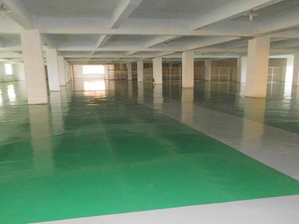 环氧地坪漆厂家—装饰厂房地面,打造无尘车间